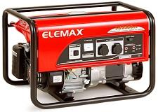 Генератор бензиновый Elemax SH 7600-EX-RS