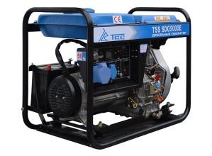 Дизель генератор TSS SDG 5000E