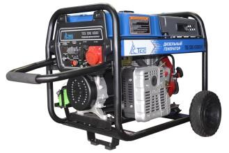 Дизель генератор TSS SDG 6500EH3