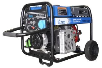 Дизель генератор TSS SDG 6500EH